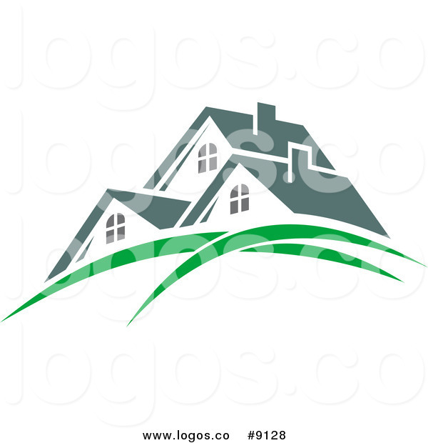 Residence clipart clipart panda free clipart images for House logo design free