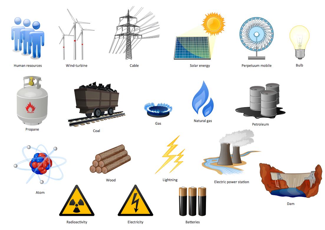 Design Elements Resources Clipart Panda Free Images Natural Gas Power Plant Diagram Info