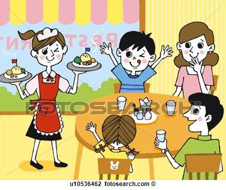 El Restaurante Clip Art Related Keywords - El Restaurante ...