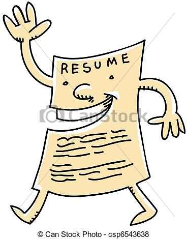 Resume 20clipart Clipart Panda Free Clipart Images