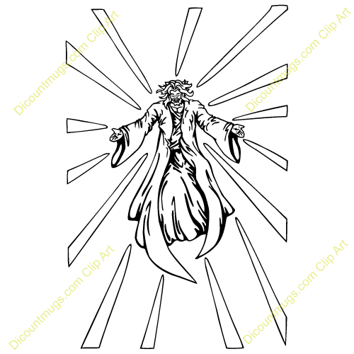 Jesus Resurrection clipart Christianity clipart Easter | Etsy | Jesus  resurrection, Cross coloring page, Clip art