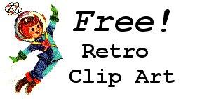 retro clipart