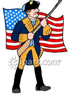 Revolutionary 20clipart | Clipart Panda - Free Clipart Images American Revolution Soldier Clipart