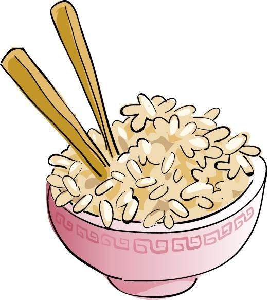 Rice Clip Art | Clipart Panda - Free Clipart Images
