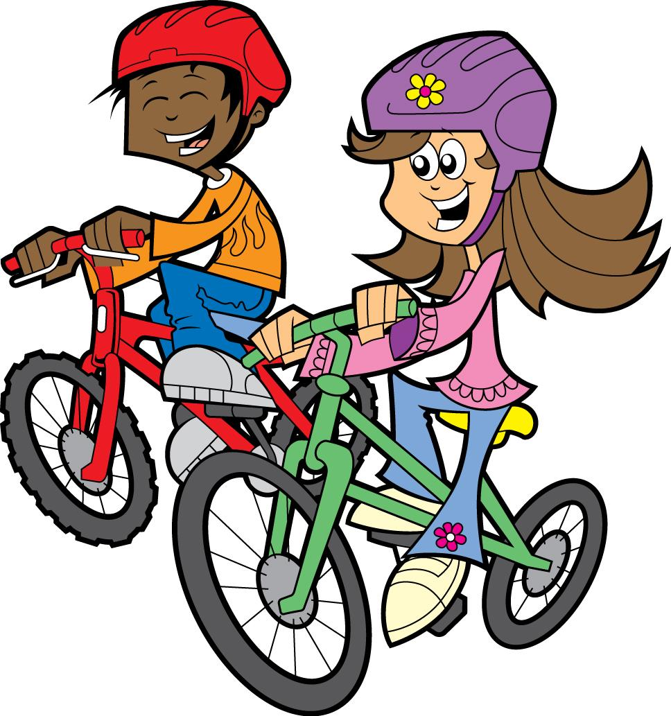 Kids Bike Clip Art