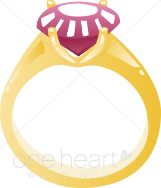 Ruby Ring Clipart Clipart Panda Free Clipart Images