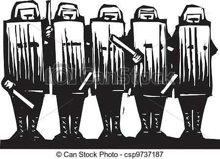 Riot Clip Art | Clipart Panda - Free Clipart Images