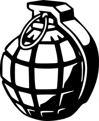 hand grenade clip art clipart panda free clipart images rh clipartpanda com Grenade Silhouette grenade clip art vector