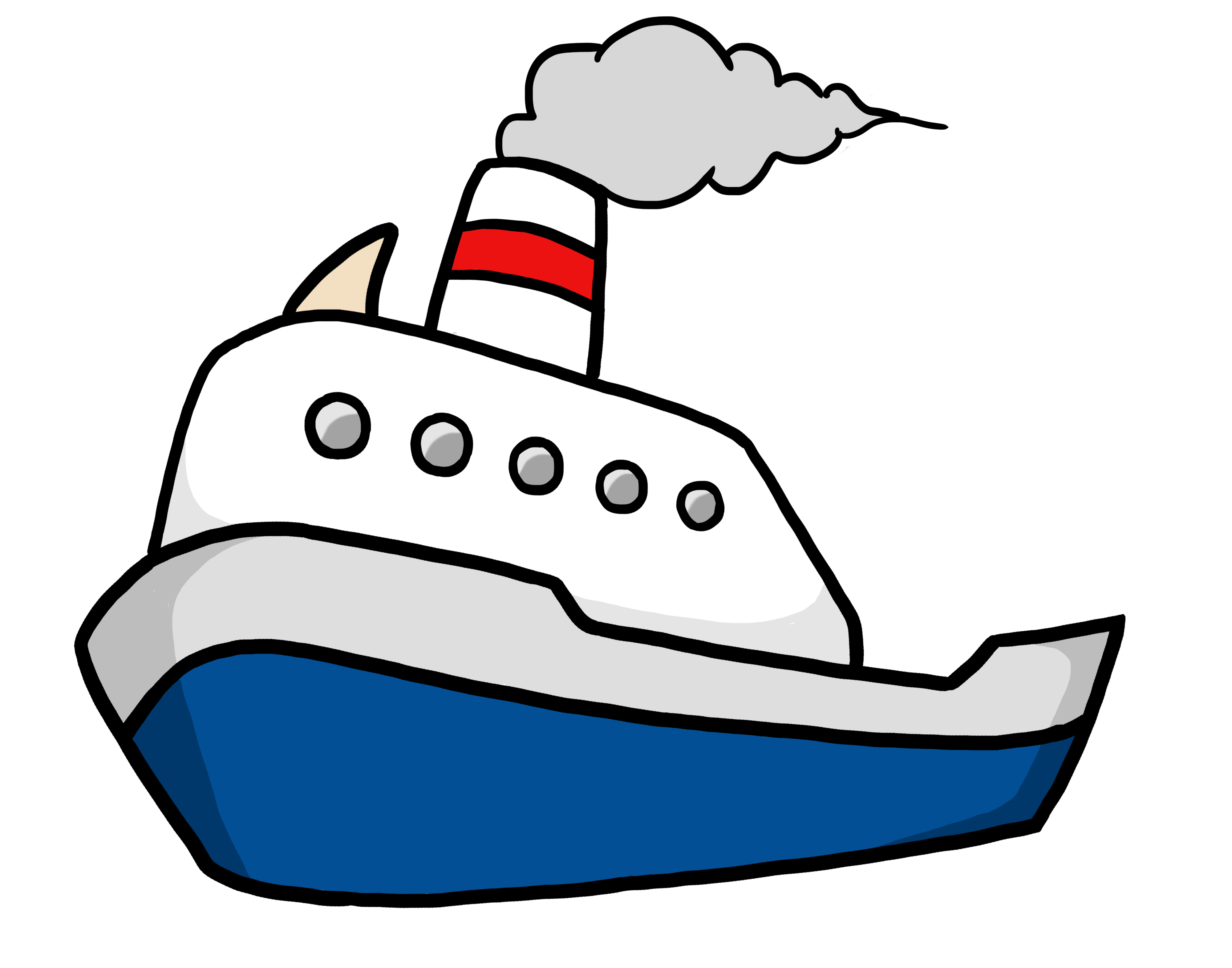 river boat clipart - photo #1