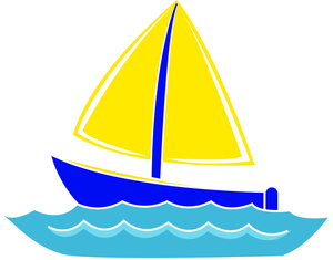 Printable Sailboats - ClipArt Best  Beach With Sailboat Clipart Cartoons