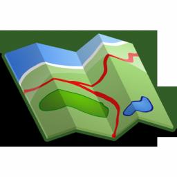 Clip Art Clip Art Map road map clipart panda free images