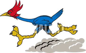 roadrunner clipart clipart panda free clipart images rh clipartpanda com road runner clip art cartoon Road Runner Logo