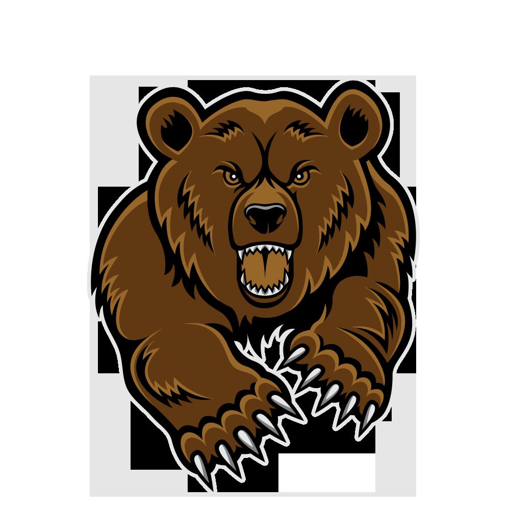 roaring-bear-clipart-bears v5 besl zps456e4bf3 pngRoaring Bear Clip Art
