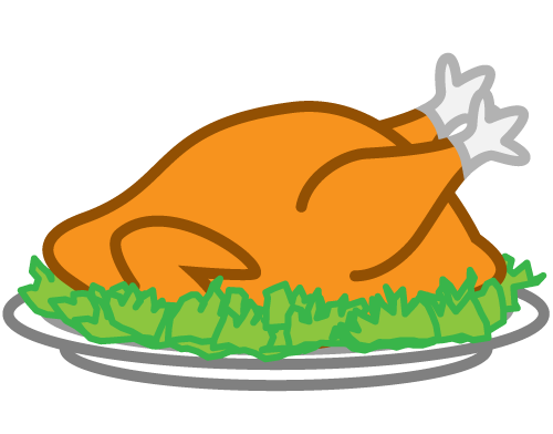 thanksgiving pie graphic