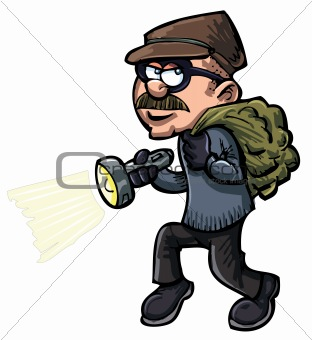 Robber 20clipart | Clipart Panda - Free Clipart Images