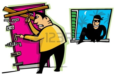 Robber Clip Art | Clipart Panda - Free Clipart Images