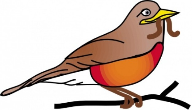Robin Clip Art | Clipart Panda - Free Clipart Images