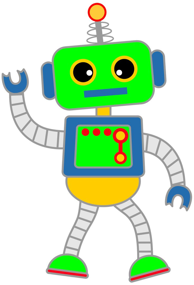 Robot Clip Art Free | Clipart Panda - Free Clipart Images