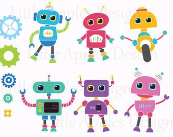 Robotics Clipart Clipart Panda Free Clipart Images