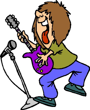 Rock Music Clipart | Clipart Panda - Free Clipart Images