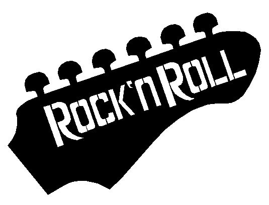 rock n roll guitar head clipart panda free clipart images. Black Bedroom Furniture Sets. Home Design Ideas