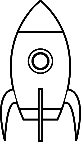 rocket%20clipart%20black%20and%20white