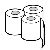 Clipart Of Toilet Paper