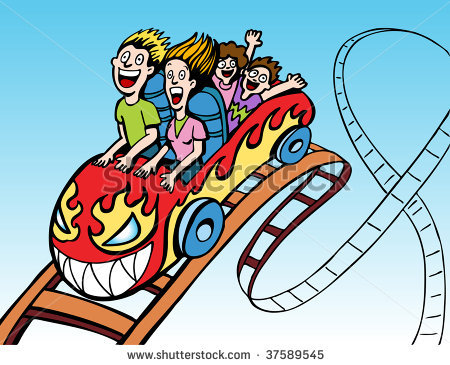 Roller Coaster 20clipart | Clipart Panda - Free Clipart Images