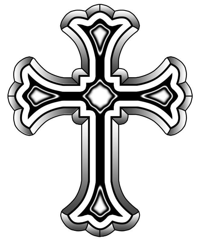 Roman Catholic Cross Designs | Clipart Panda - Free Clipart Images
