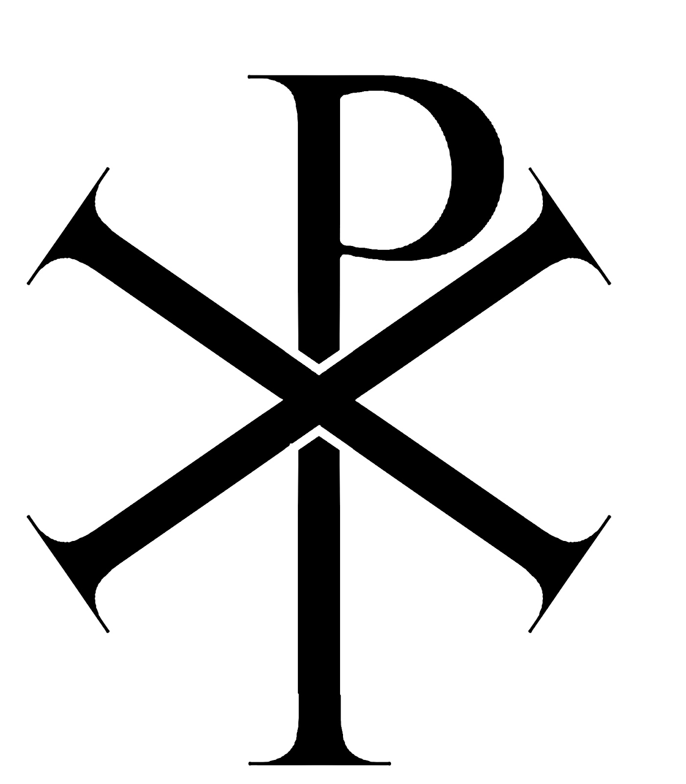 roman catholic cross symbol