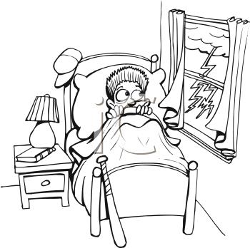 A Bedroom Clipart