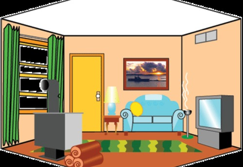 Room clip art emotions clipart panda free clipart images for Wohnzimmer clipart