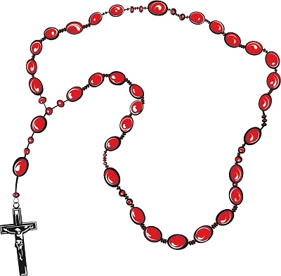 rosary clipart clipart panda free clipart images rh clipartpanda com rosary border clipart clipart rosary beads