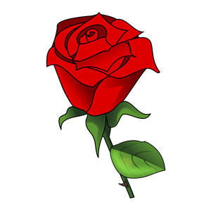 rose clip art clipart panda free clipart images rh clipartpanda com purple rose clipart free rose clipart free download