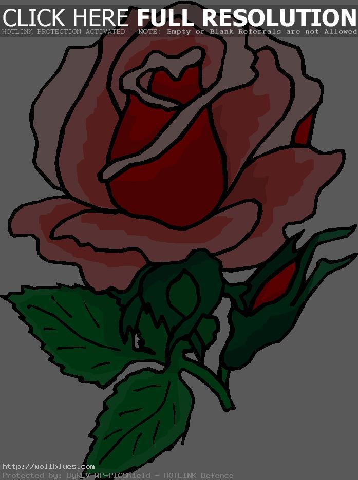 rose%20clip%20art