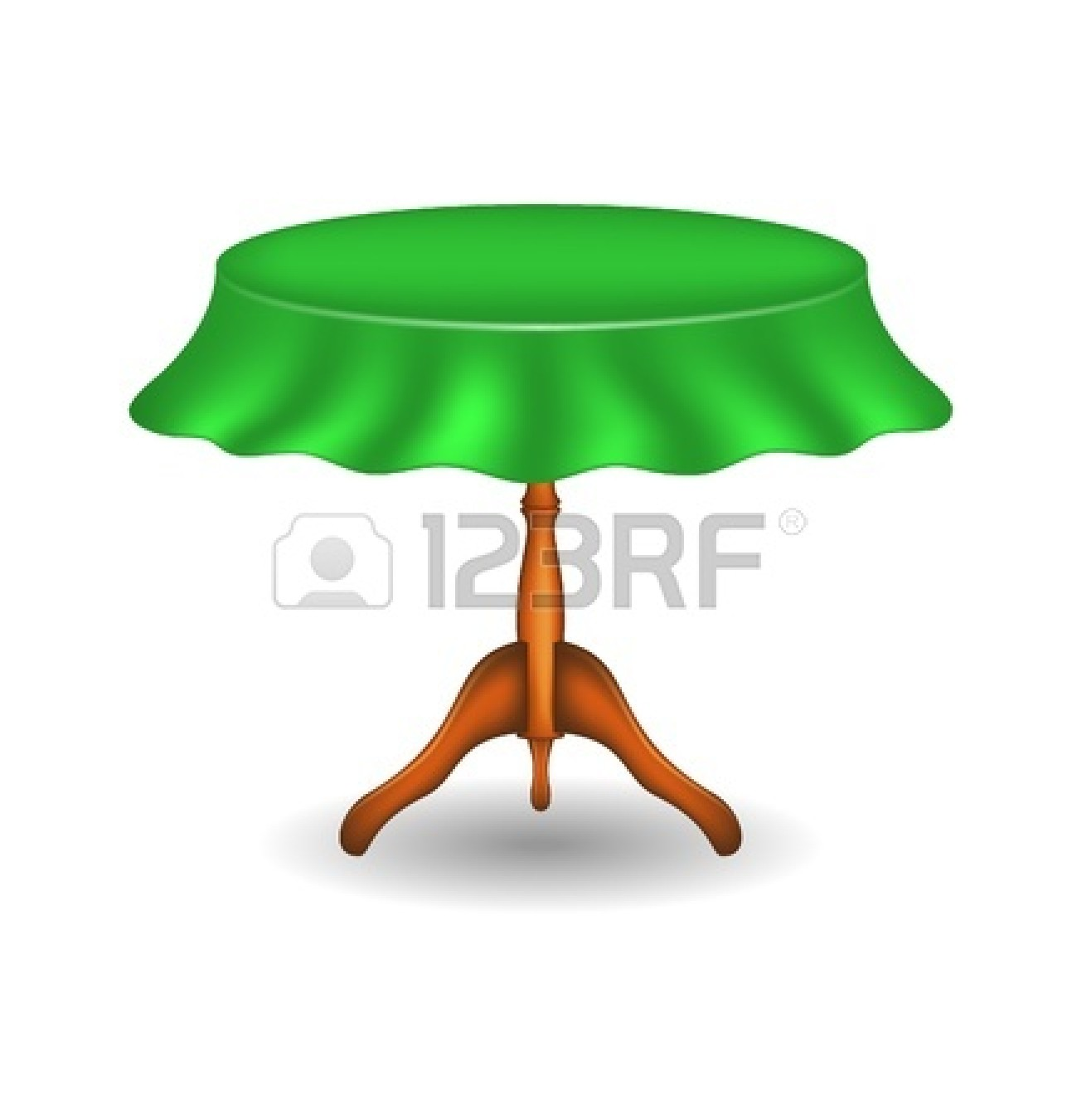 Round Dinner Table Clip Art Clipart Free Download