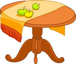 round%20dinner%20table%20clipart
