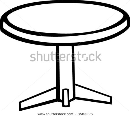 table clipart black and white. roundtable%20clipart table clipart black and white i