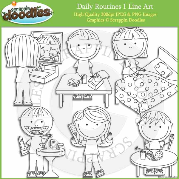 Daily Coloring Pages Christmas
