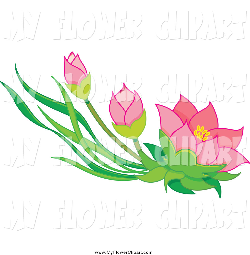 Row Of Spring Flowers Clipart Clipart Panda Free Clipart Images