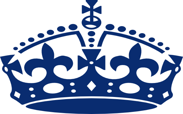 King Crown Clip Art Blue | Clipart Panda - Free Clipart Images