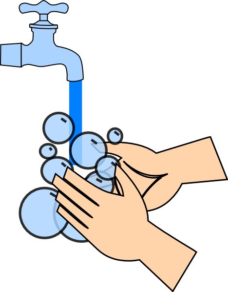 Washing Hands clip art | Clipart Panda - Free Clipart Images