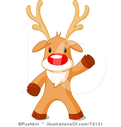 Rudolph Clip Art Free | Clipart Panda - Free Clipart Images