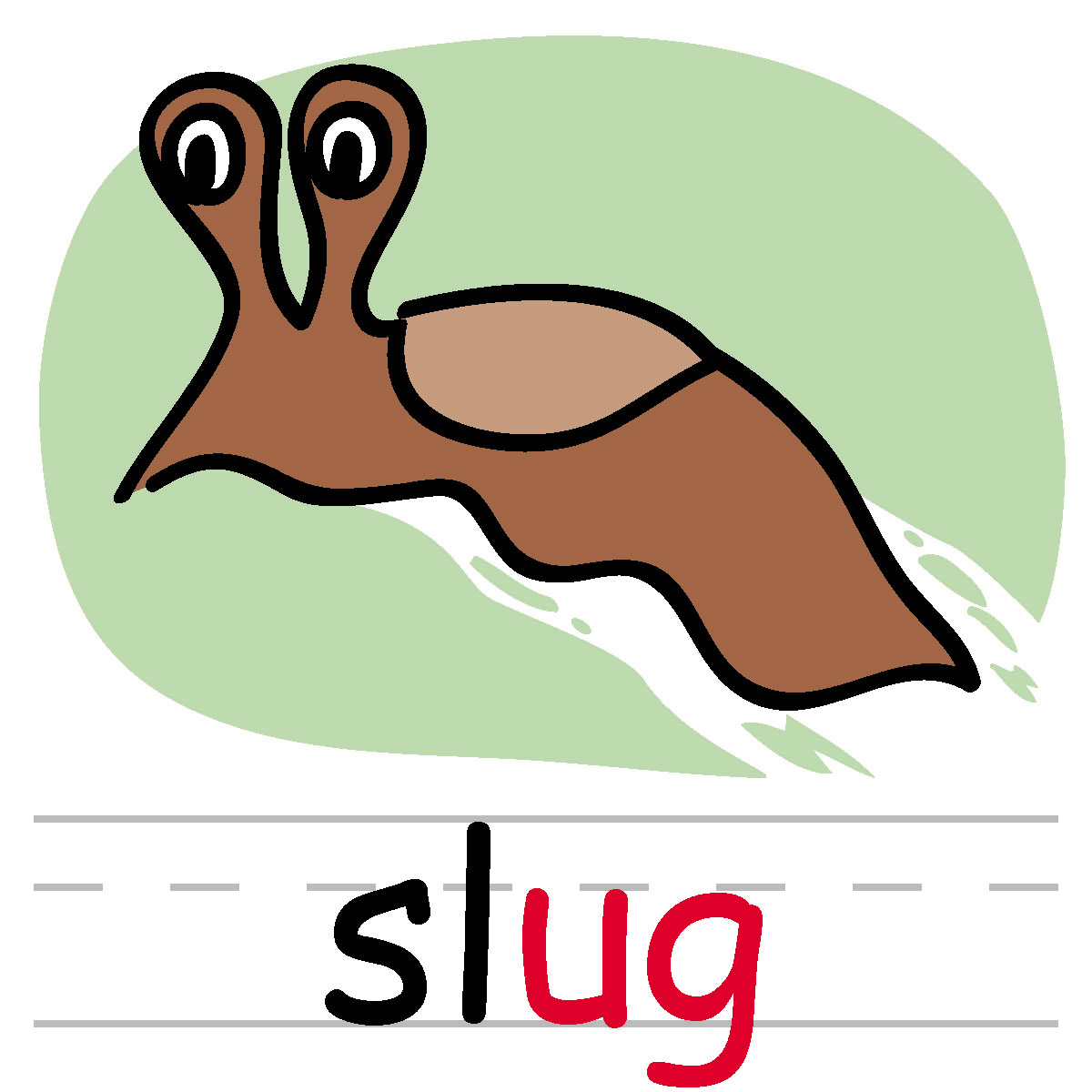 Slugs May Be Creepy, But Are Important To The Ecosystem - Slug Clip Art -  Free Transparent PNG Clipart Images Download