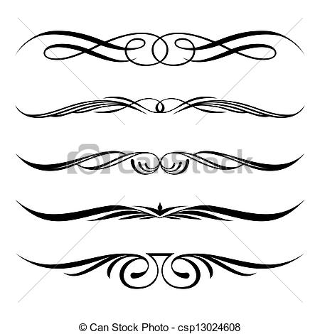 Single Line Border Clipart | Clipart Panda - Free Clipart Images