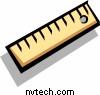 ruler clipart