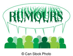 Image result for rumours clipart