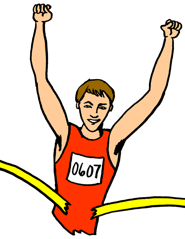 Cartoon runner