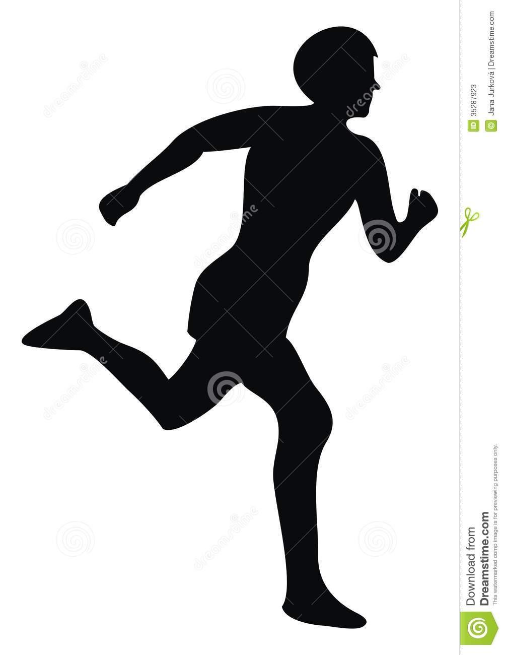 clipart runner free - photo #41