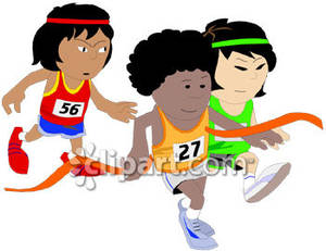 Winning A Race Clipart | Clipart Panda - Free Clipart Images